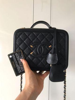 Chanel Vanity 22 with receipt