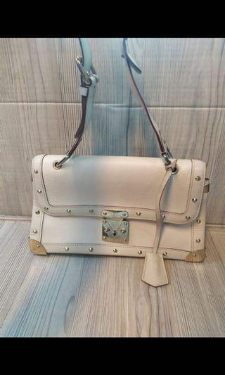 LV shoulder full leather good cond, authentic size 30 cm, bag only muran