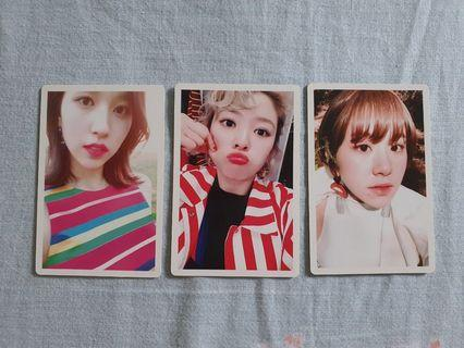 WTS/ WTT Twice Official card