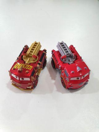 Rust-eze Red & Red - Disney Cars Mini Racers