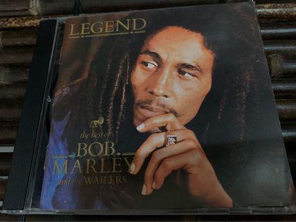Bob Marley and the Wailers Legend