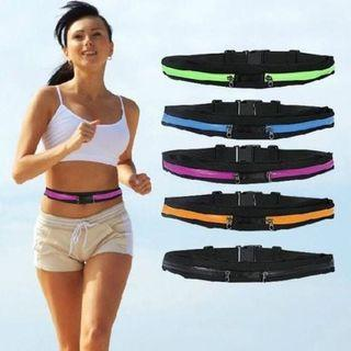 unning Waist Bag Belt - Tas Pinggang Olahraga Lari