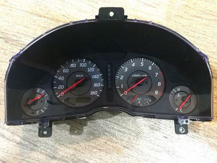 Genuine Speedometer and boost gauges for Skyline R34 GTT A/T