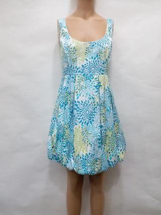 外銷單 禮服面料 高級洋裝 背心洋裝 篷裙短洋裝 小禮服 無袖洋裝
