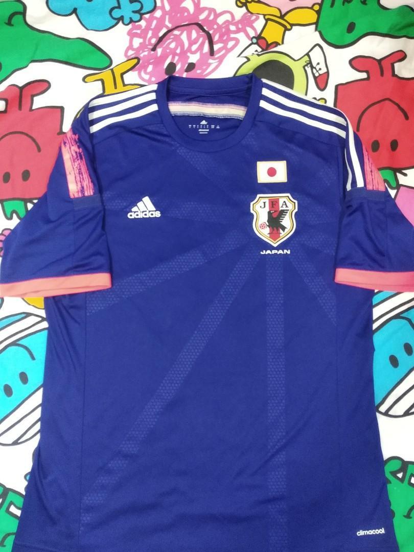 日本2014世界盃主場球衣(不是曼聯利物浦熱刺車路士波衫)
