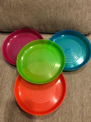美耐皿排隊餐盤7入