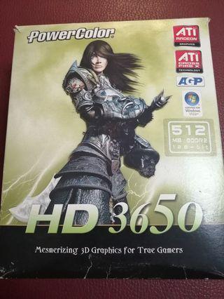 HD 3650