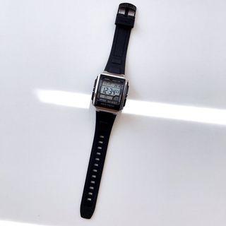 平常小姐┋9成新┋日本限定 CASIO卡西歐 WV-59J-1AJF 世界五局雙顯電波數位錶 免對時 休閒好搭配