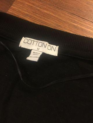 Cotton on cardigan #1111