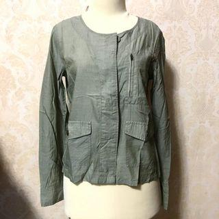 Outer import korea katun hijau army