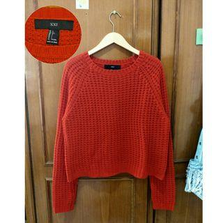 Forever 21 knit Sweater rajut