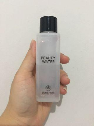 #1111special Son & Park Beauty Water
