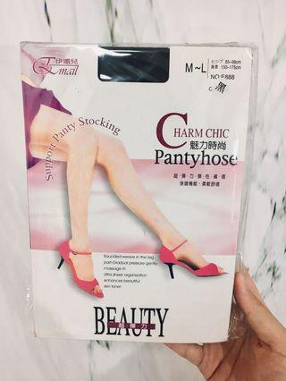 Charm chic 魅力時尚 Pantyhose 超彈力彈性褲襪 #剁手時尚