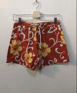 #1111special Floral Shorts