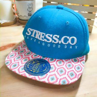 Stress.Co / 潮牌棒球帽🧢💖 / 二手