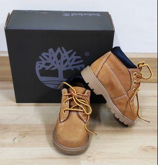 Preloved Authentic Classic Timberland Toddler Boots