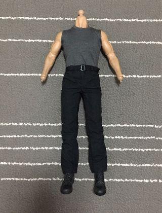 Logan X24 body & cloth 1/6 figure