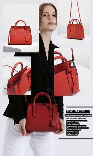 bag by charles & keith