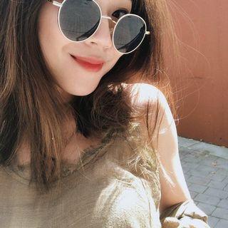 全新轉賣Chence 韓國製細金框墨鏡 太陽眼鏡