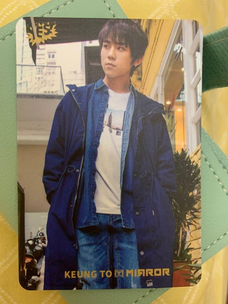 第60期 yes card 姜濤