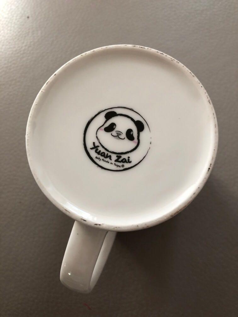 貓熊🐼馬克杯