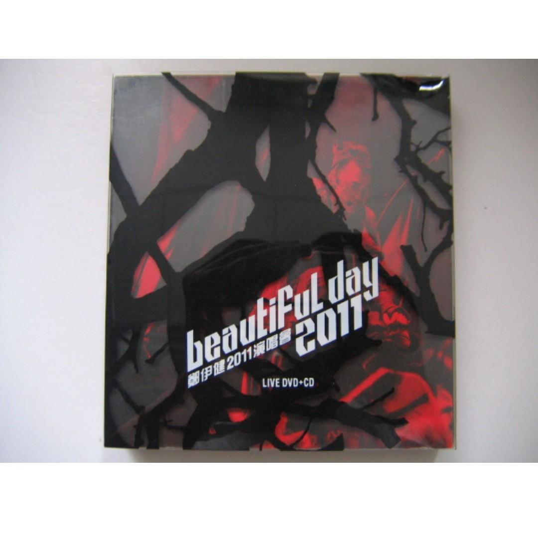 鄭伊健 - Beautiful Day 2011 演唱會 2 CD + 3 DVD (5碟) (附膠外盒 及 畫冊本) (嘉賓: 謝安琪/周柏豪)