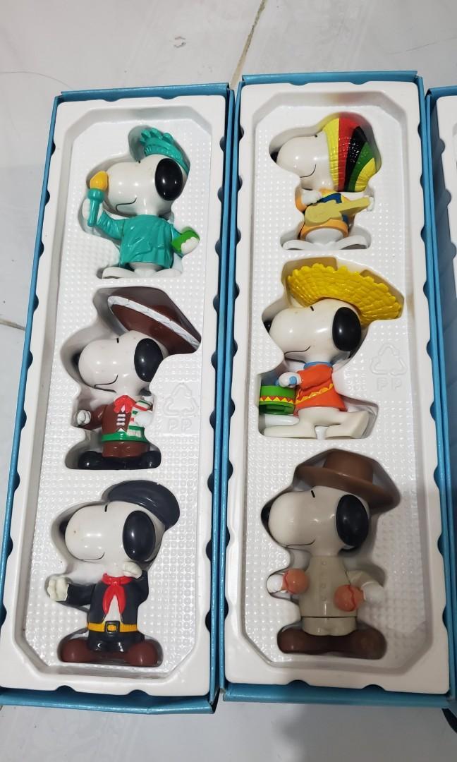 麥當勞 Snoopy World Tour 2