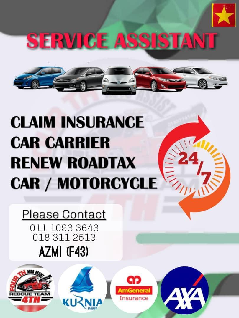 Assist insurans