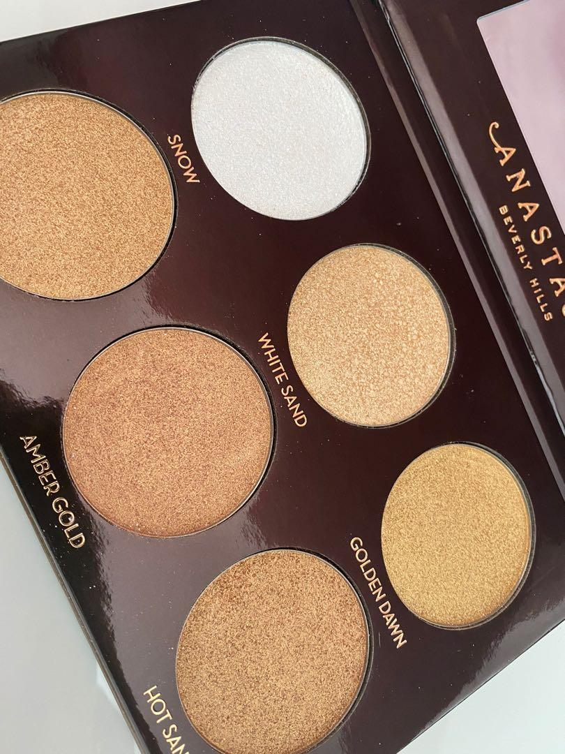AUTHENTIC Anastasia Beverly Hills Ultimate Glow Kit.