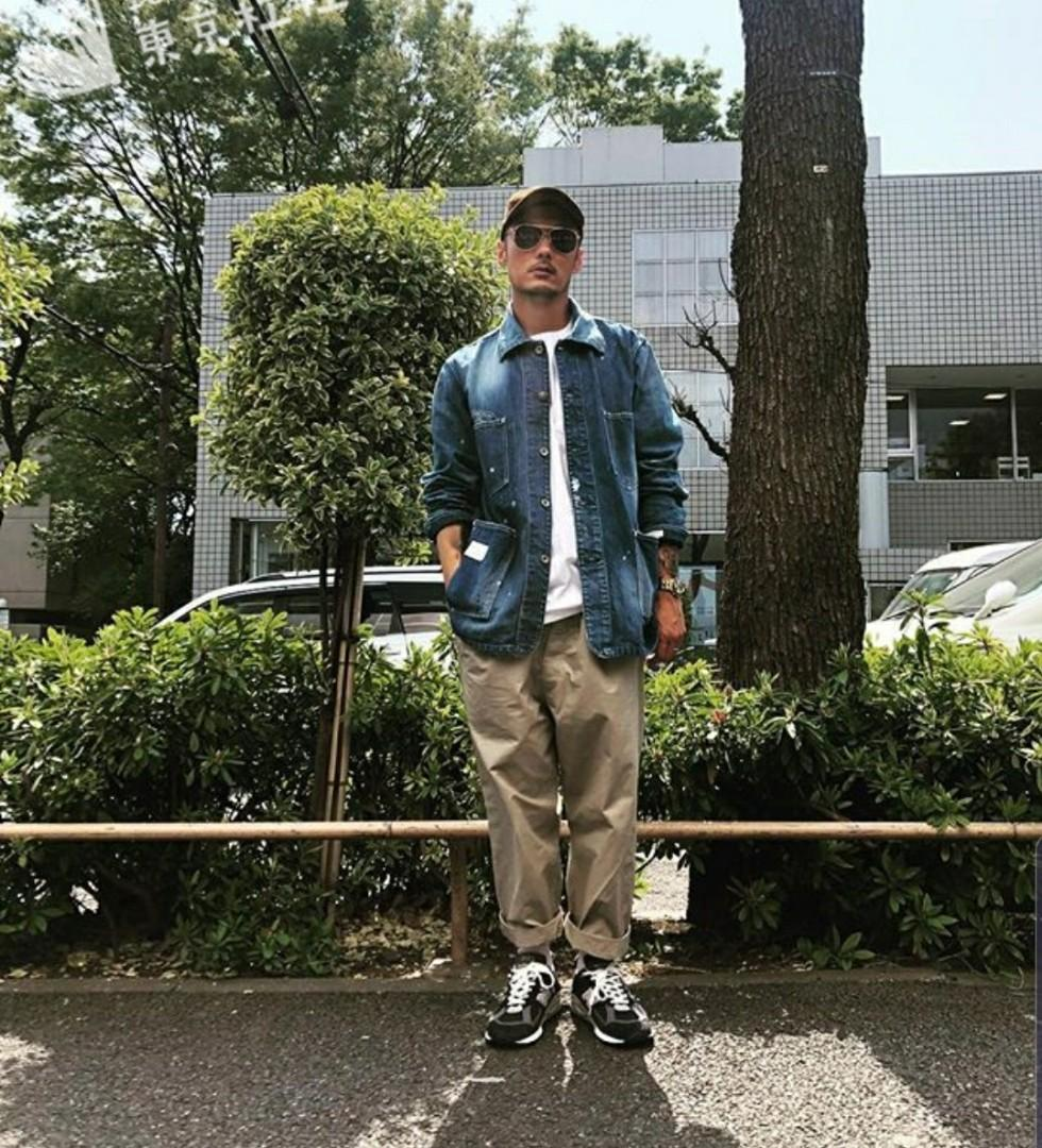 Beams Plus Chino pants cdg junya wtaps descendant visvim