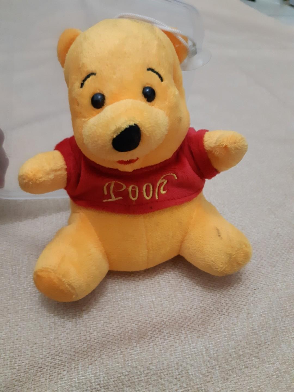 #1111 special boneka Winnie The Pooh lucu orange