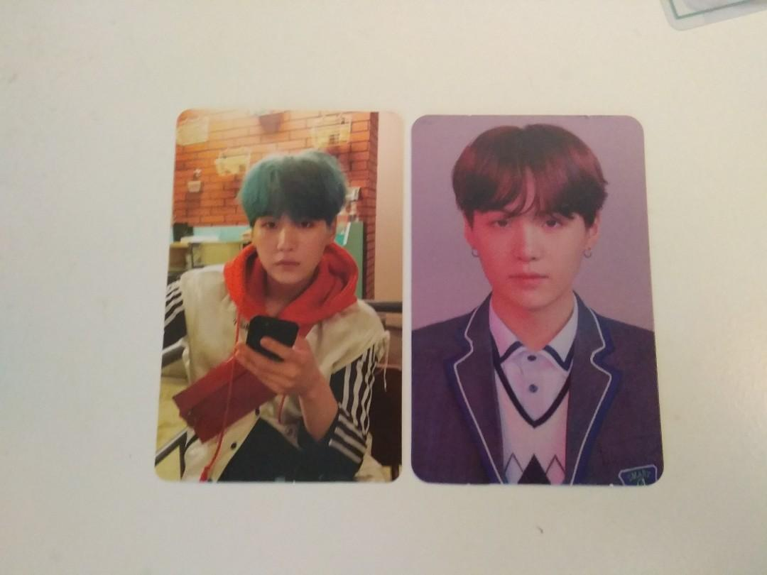 BTS LOVE YOURSELF : HER LOVE YOURSELF : ANSWER YOONGI PC