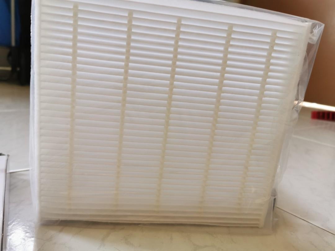 Car cabin filter