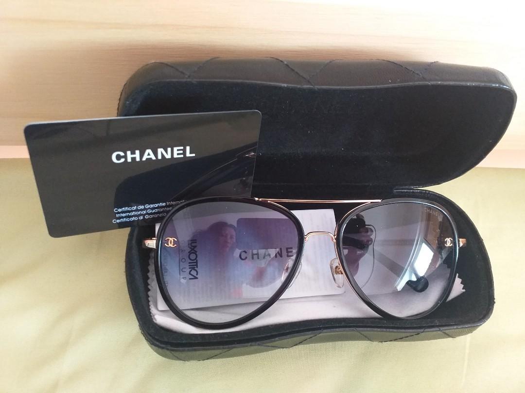 Chanel eyeglass