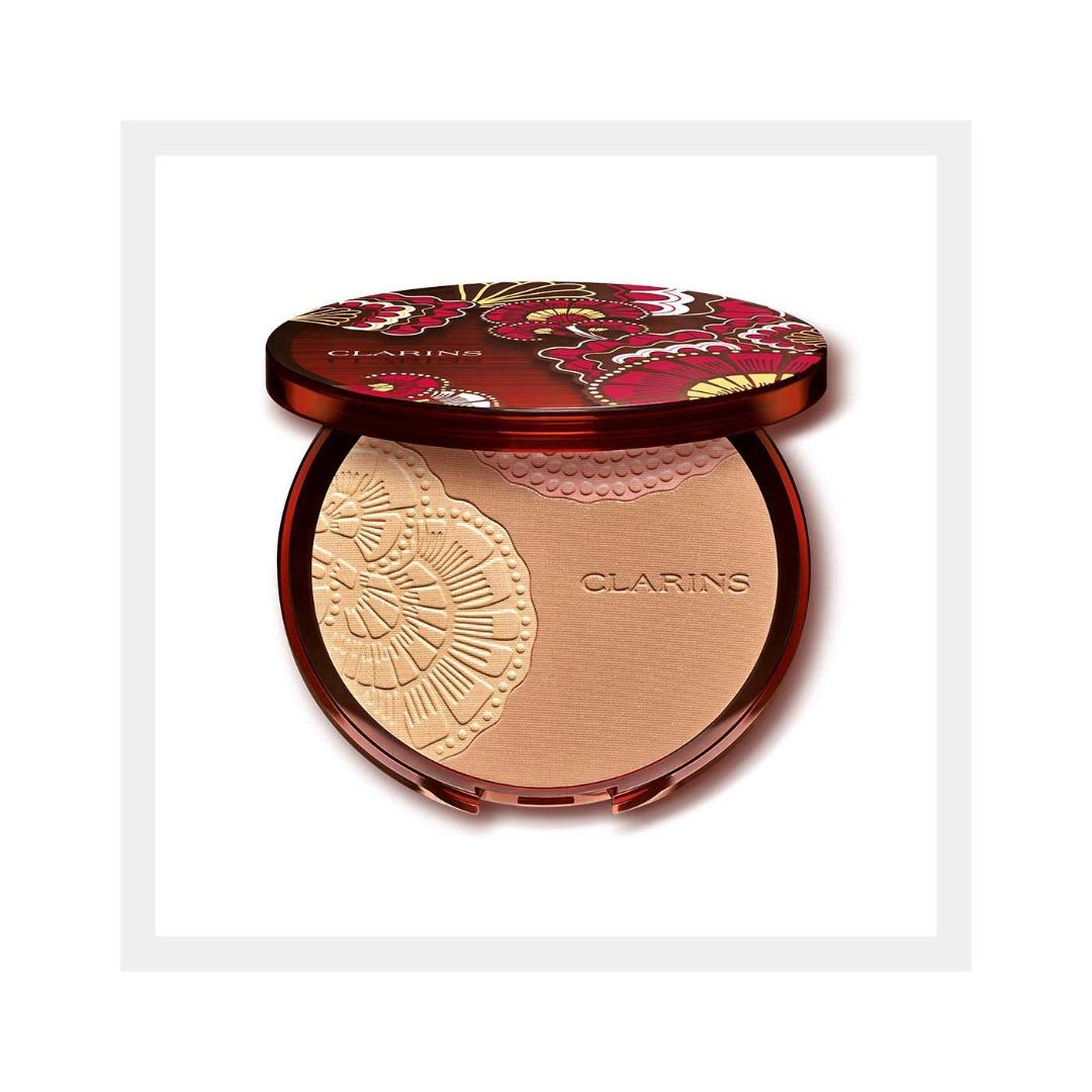 Clarins Bronzing Compact bronzer limited edition RRP$55