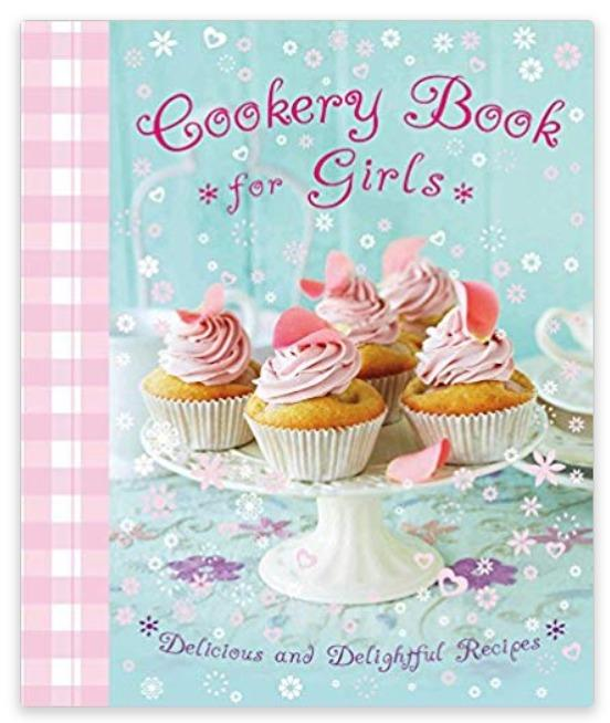 Cute XMAS Gift! Cookery Book For Girls
