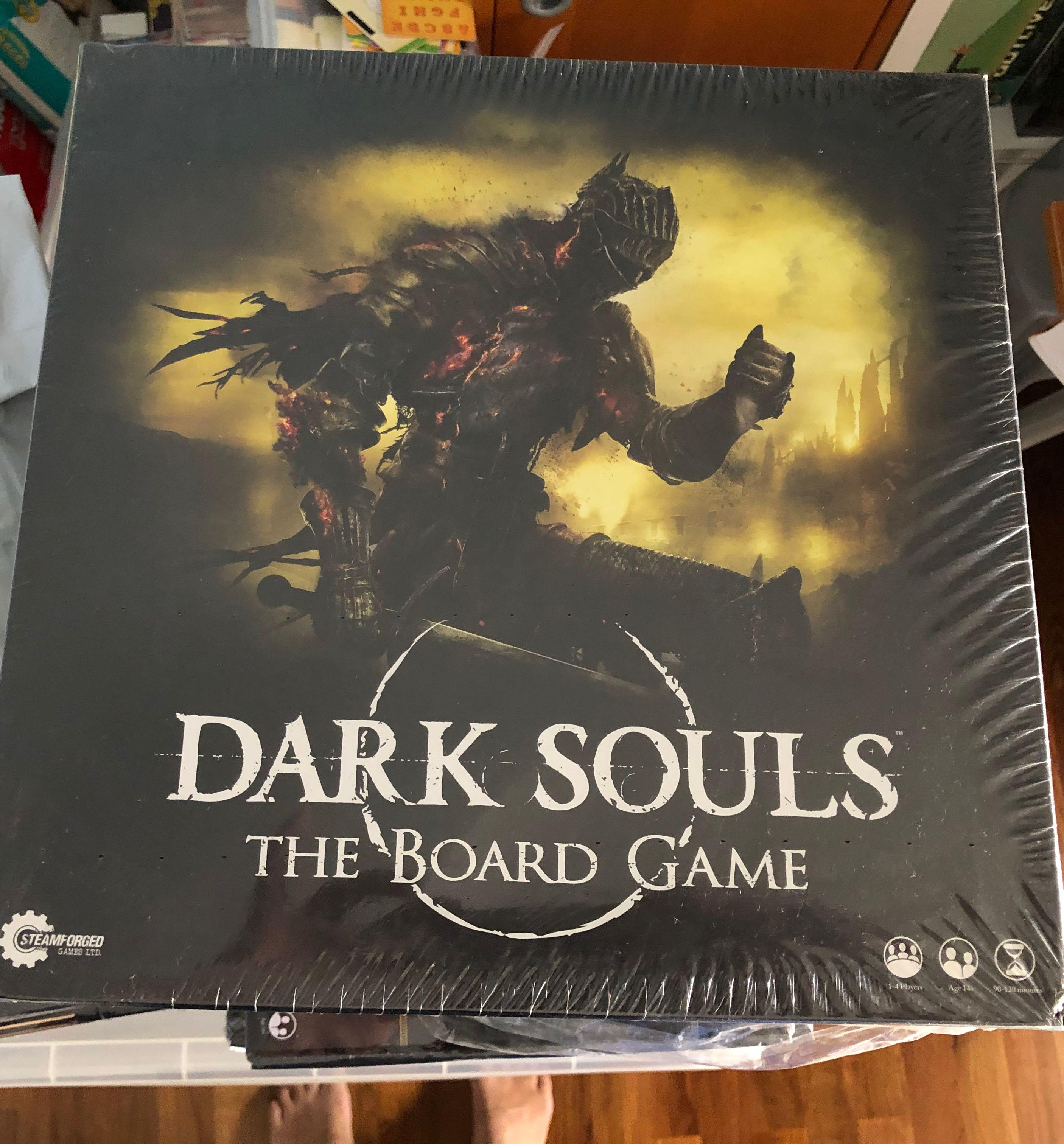 Dark Souls Board Game Kickstarter