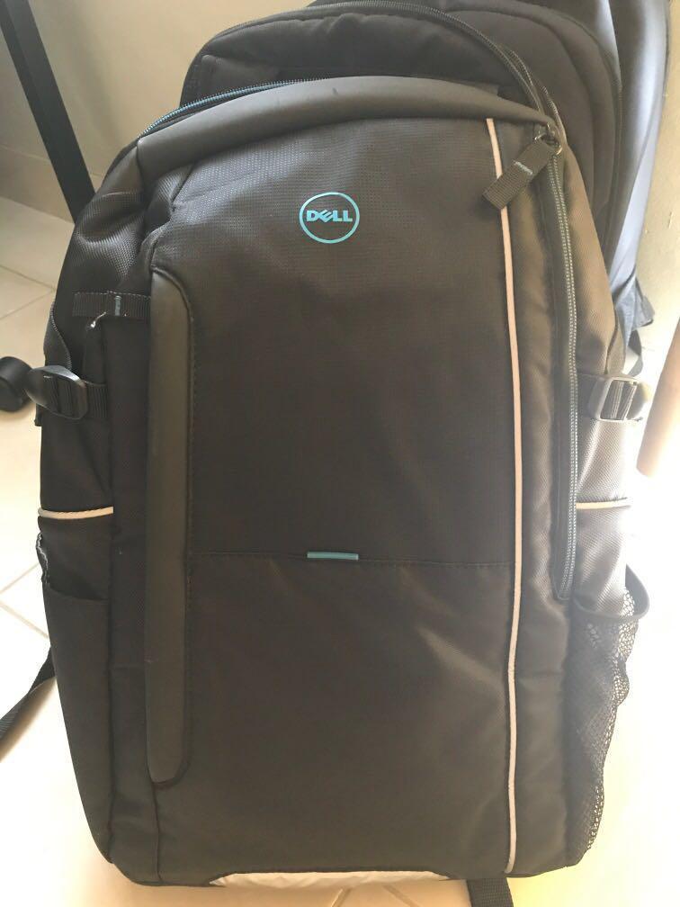 Dell Backpack (Laptop Bag) #mauliburan #visitsingapore