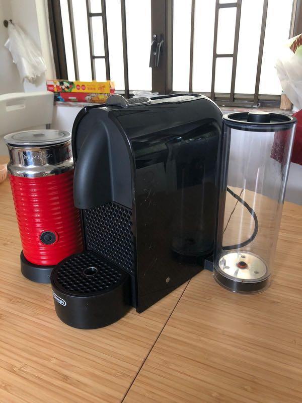 DeLonghi U EN 110.B Nespresso 膠囊式咖啡機