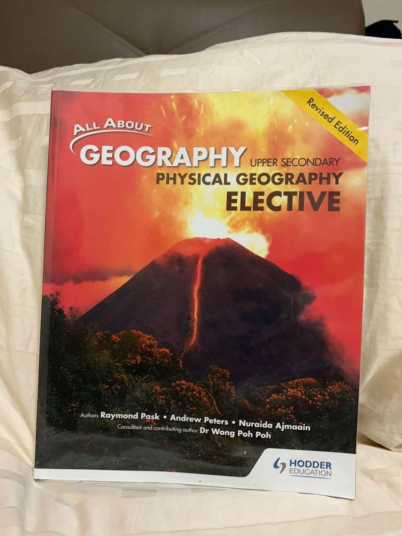 Geography Textbook