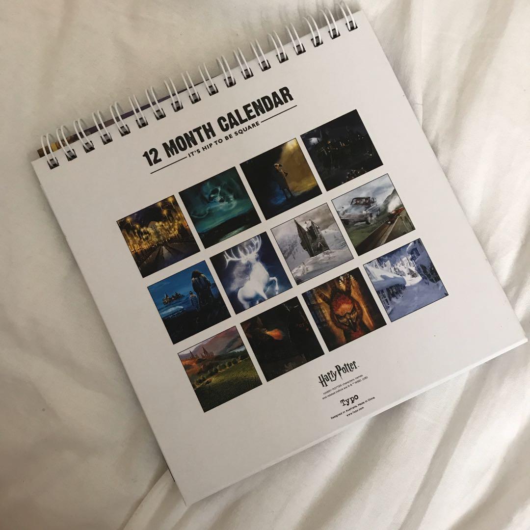#1111special Harry Potter Funko Pop + Harry Potter Calendar Kalender 2019 Typo