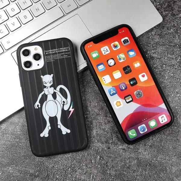 夢夢/超夢夢閃電系列iPhone手機殼蘋果凹凸直紋手機殼iPhone Case