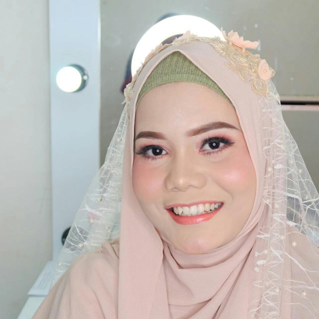 Jasa Make up wedding PAKET SILVER, make up resepsi, make up akhad nikah, make up wedding,