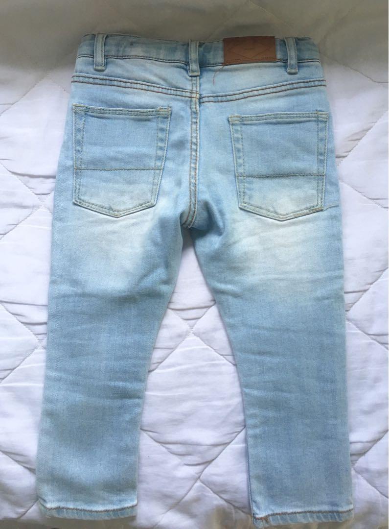 Jeans Zara Original size 18-24m