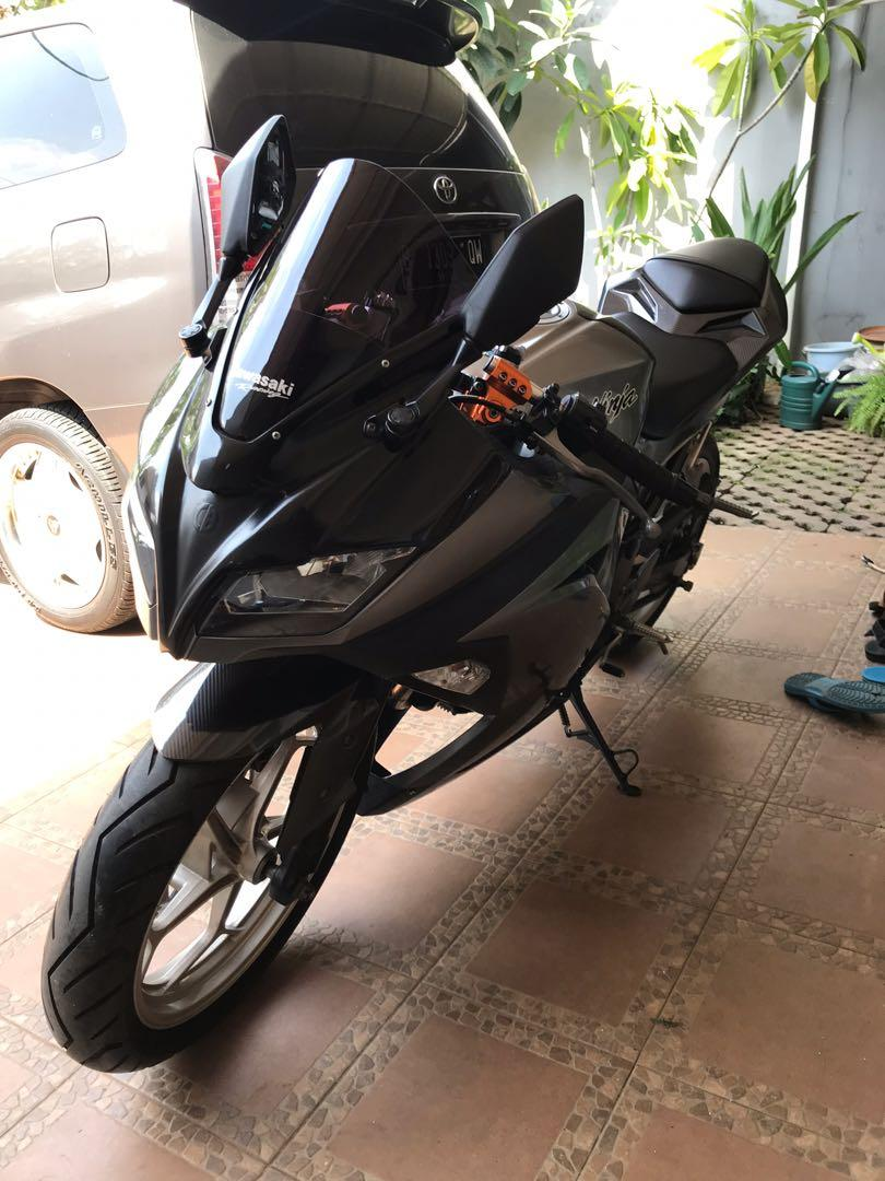 Kawasaki Ninja 250 FI Thn 2013