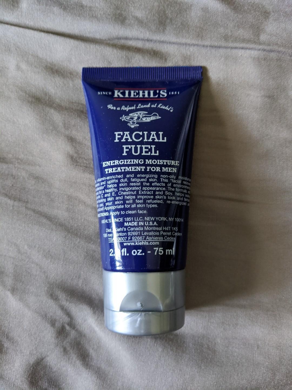 Kiehl's Facial Fuel moisturizer for men