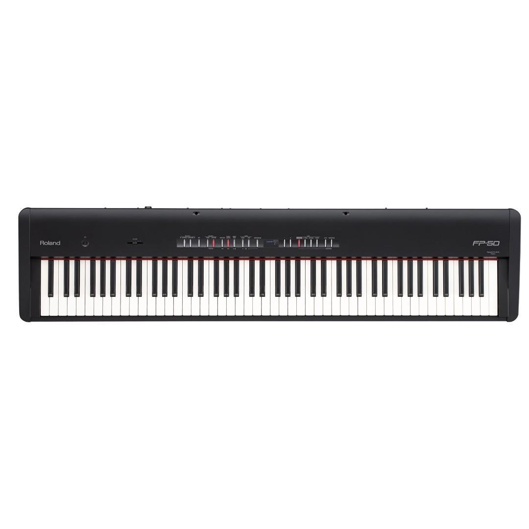 [Last Unit!] Roland FP-50 Digital Piano Display Set Clearance