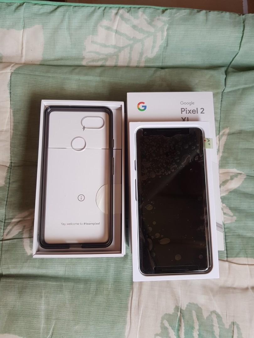 Like new Google Pixel 2 xl, 64gb