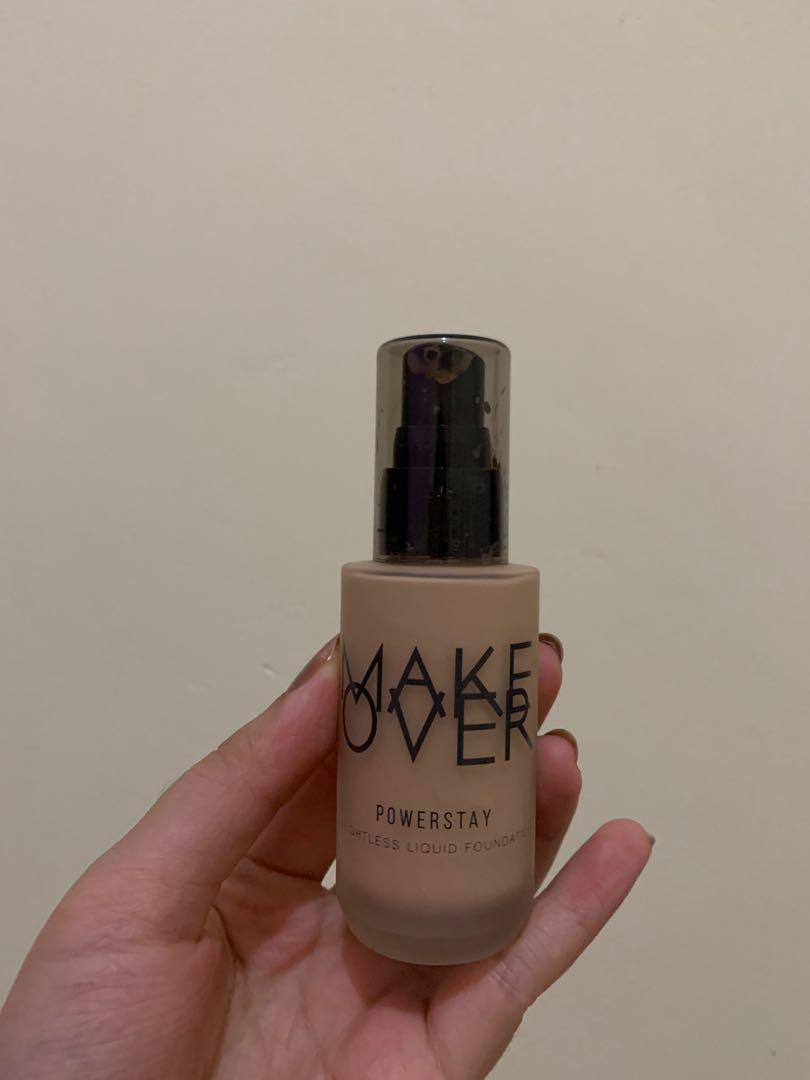 Make Over Power Stay Foundation