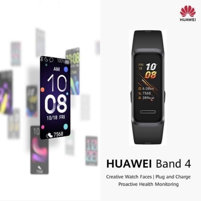 MALAYSIA Huawei Sport Band 4 (NOT HONOR!!!)